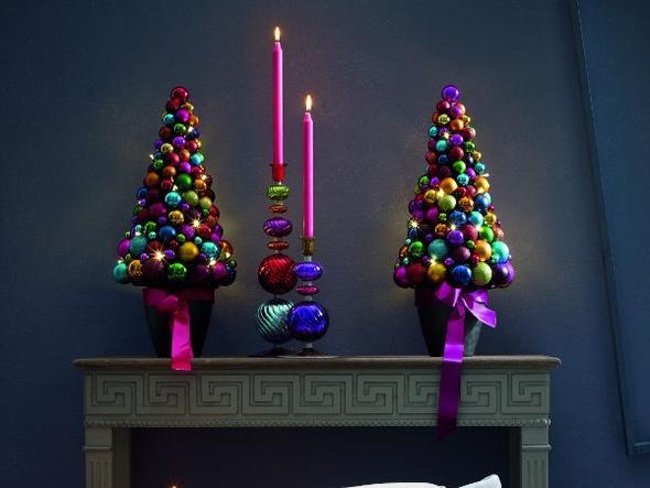 adventskranz selber basteln winter weihnachten. Black Bedroom Furniture Sets. Home Design Ideas