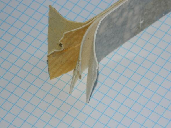asbest in pvc belag erkennen mikroskopaufnahmen sanierung pvc bodenbelag problemstoffe. Black Bedroom Furniture Sets. Home Design Ideas