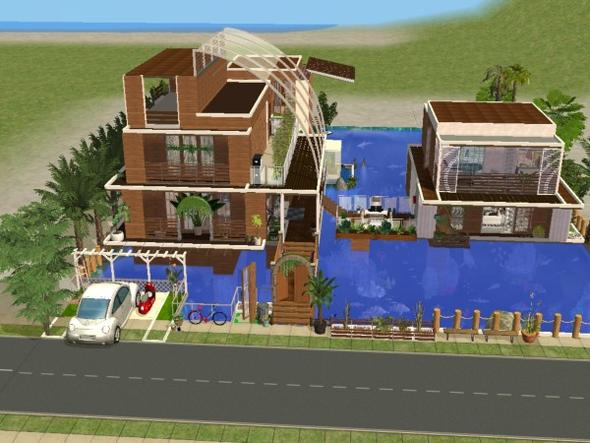 Sims 2 was macht ihr da so computerspiele sims2 ideen for Modernes haus sims 2