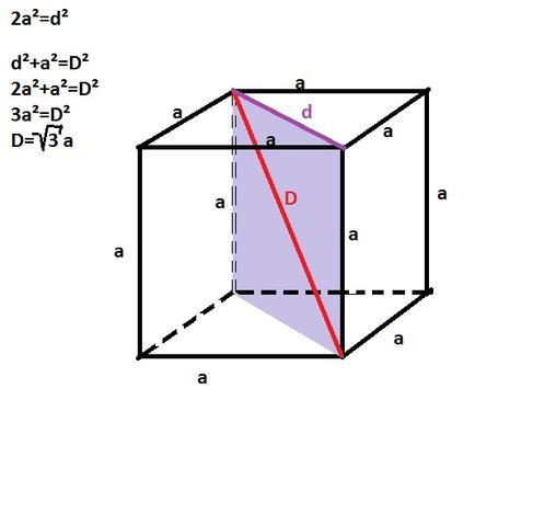satz des pythagoras in r umliche figuren schule mathe. Black Bedroom Furniture Sets. Home Design Ideas