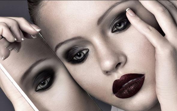 ich komm einfach mit make up nicht klar schminken m dchen frauen. Black Bedroom Furniture Sets. Home Design Ideas