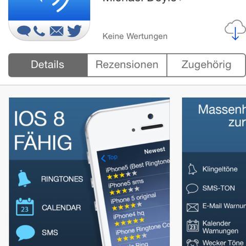 app runterladen geht nicht