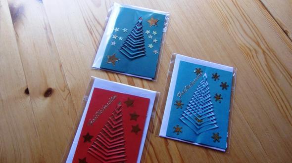 weihnachtskarten selbst machen weihnachten karten basteln. Black Bedroom Furniture Sets. Home Design Ideas