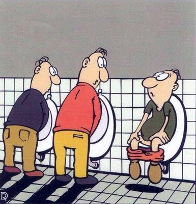 frage urinieren beim