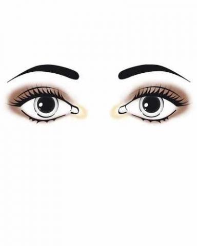 kajal richtig auftragen am unterlid f r anf nger tightlining waterlining eyeliner l essencetv. Black Bedroom Furniture Sets. Home Design Ideas
