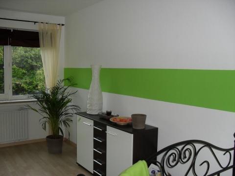farbe bei auszug berstrecihen streichen wohnen. Black Bedroom Furniture Sets. Home Design Ideas