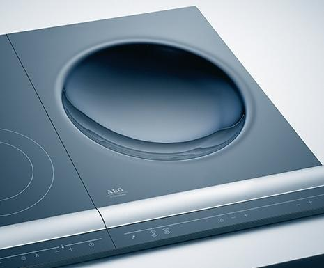 kann man mit einem wok nur auf einem gasherd kochen braten. Black Bedroom Furniture Sets. Home Design Ideas