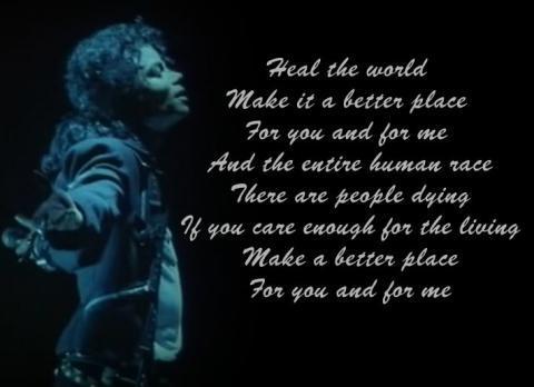 Zitate Von Michael Jackson Englisch Spruche Uber Das Leben