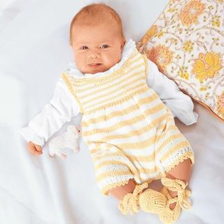 wir strickt man kleidung f r s baby ratgeber stricken. Black Bedroom Furniture Sets. Home Design Ideas