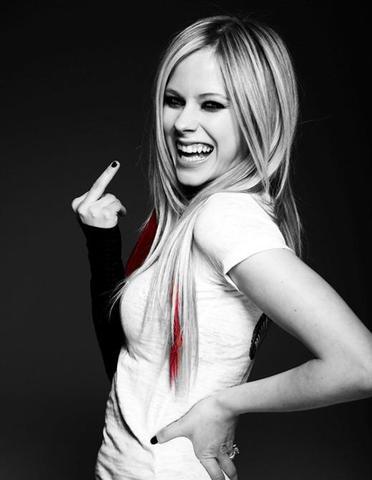 Avril Lavigne nackt, Oben ohne Bilder, Playboy Fotos,