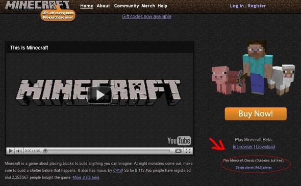 minecraft pocket edition online spielen