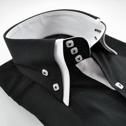 wie nennt man diesen hemdkragen kragen hemd. Black Bedroom Furniture Sets. Home Design Ideas