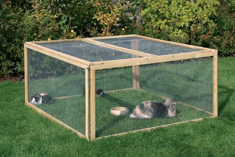 was braucht ein kaninchen alles zubeh r k fig stall. Black Bedroom Furniture Sets. Home Design Ideas