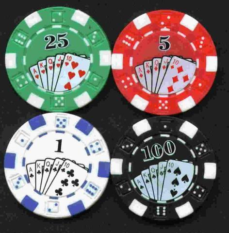 Buy Facebook Poker Chips