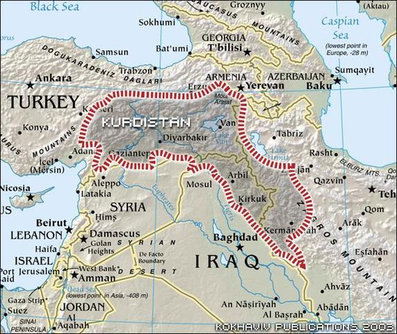 an introduction to the kurdish lands The kurdish genocide  introduction the kurdish genocide was mounted between  where kurdish homes and lands were located a shoot-to-kill policy was applied to.