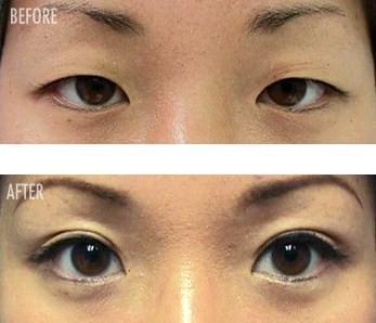Asiatische Augen schminken - so gehts - helpsterde