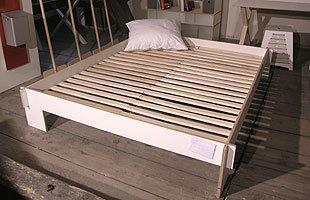 siebenschl fer bett von moormann selber bauen selber. Black Bedroom Furniture Sets. Home Design Ideas