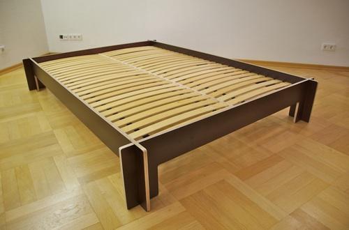 siebenschl fer bett von moormann selber bauen selber machen schreinern m bel. Black Bedroom Furniture Sets. Home Design Ideas