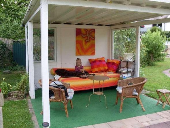 Ikea Möbel in einem Gartenhaus (Haus, Gartenhaus Möbel ...