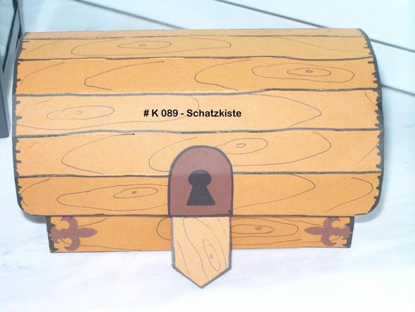 Kreative geschenkverpackung f r veranstaltungstickets for Schatzkiste basteln
