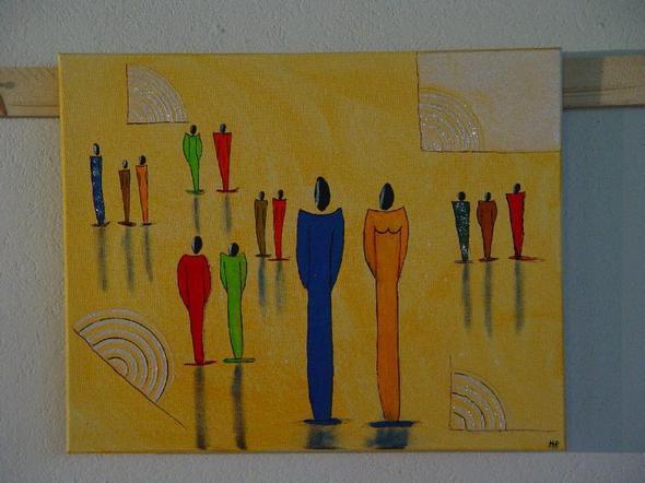 Acrylbilder selber malen ideen excellent wandbilder - Acryl malen ideen ...