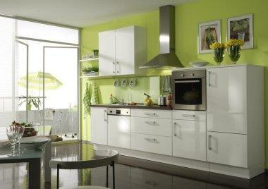 wie würdet ihr eure küche streichen wenn ihr was total anderes machen wollt (Bilder, Farbe)