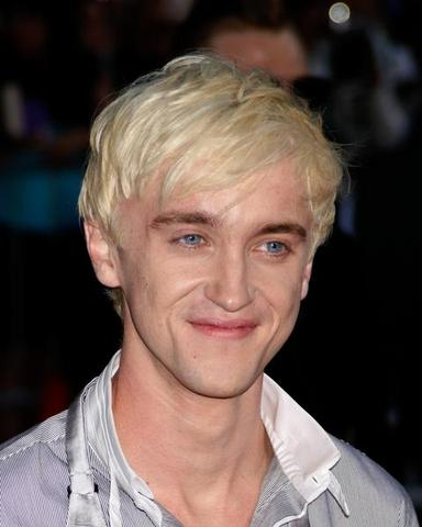 Draco malfoy => Tom Felton Neville Longbottom => Matthew Lewis Ginny ...