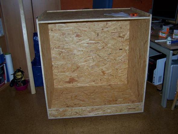 der perfekte chinchilla k fig freizeit chinchillas tiere. Black Bedroom Furniture Sets. Home Design Ideas
