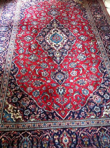 persischer keshan wie viel ist dieser orientteppich wert perserteppich teppich. Black Bedroom Furniture Sets. Home Design Ideas