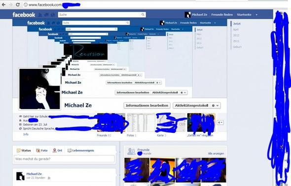 Coole profilbild ideen cool profilbilder ideen mit verschiedenen designs und sch 246 n - Profilbilder ideen whatsapp ...