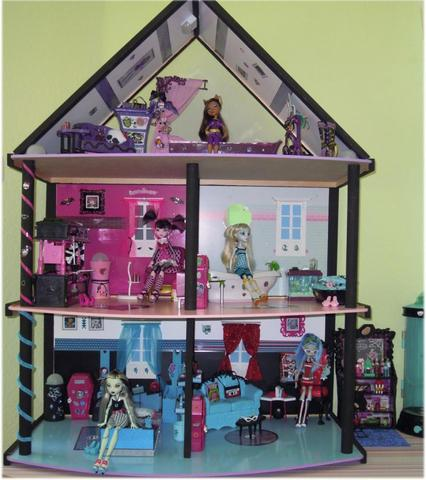 monster high puppen monster high puppe einebinsenweisheit. Black Bedroom Furniture Sets. Home Design Ideas