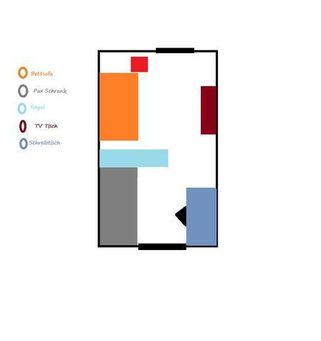bitte um hilfe beim wohnungseinrichten 1 zimmer wohnung einrichten ikea einrichtung. Black Bedroom Furniture Sets. Home Design Ideas