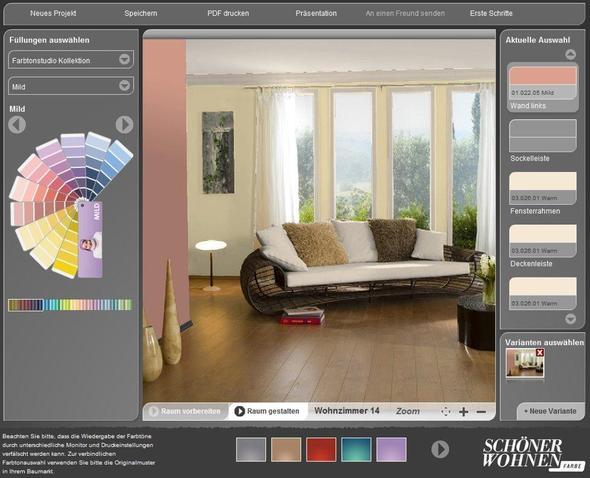Wie soll ich mein neues zimmer gestalten farbe wohnen for Farbkombinationen wohnen