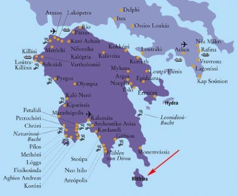 welches ist die sch nste griechische insel urlaub