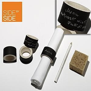 serviettenringe selbst herstellen freizeit basteln. Black Bedroom Furniture Sets. Home Design Ideas