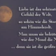 Ich suche ein Liebesgedicht nach folgender Beschreibung