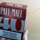 Pall Mall Zigarettenschachtel (40 Zigaretten) IM Laden/Kiosk ffnen?!?!? WIESO???