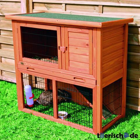 k fig f r zwei zwergkaninchen tiere kaninchen. Black Bedroom Furniture Sets. Home Design Ideas