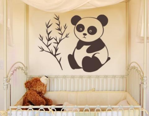 Babyzimmer Wandgestaltung Neutral