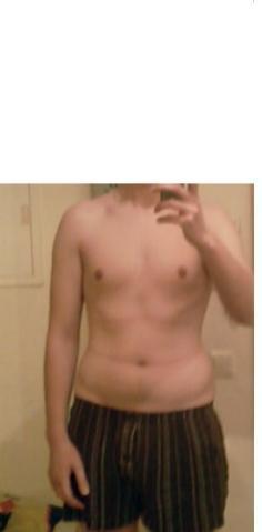 breite hüften wegtrainieren (mann) (training, bodybuilding)