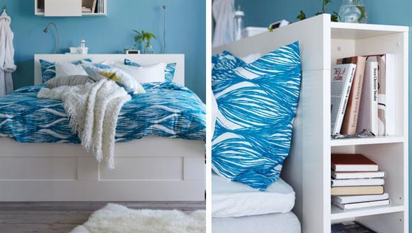 brimnes doppel bett von ikea gut oder schlecht bett. Black Bedroom Furniture Sets. Home Design Ideas