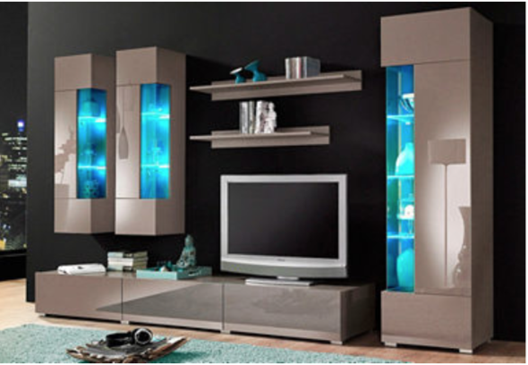cappuccino wohnwand welche couch und couchtisch passen. Black Bedroom Furniture Sets. Home Design Ideas