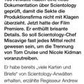 church of scientology / was ist das