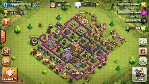 Clash of Clans Best