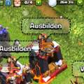 Clash of Clans Wifi-Zeichen