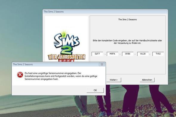 The Sims 2 Installation Code - Bing images