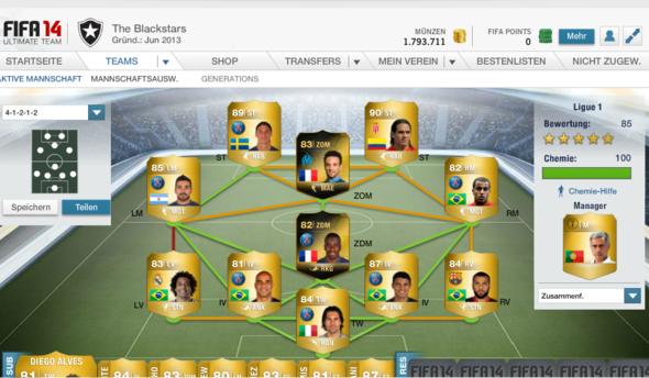 fifa ultimate team coins kaufen