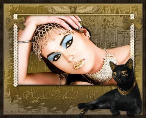 Fotos von models die wie frauen aus dem alten gypten - Bilder von molligen frauen ...