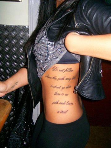 Frage über den Preis von Tattoos