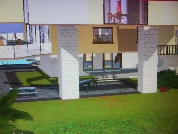 haus auf 39 stelzen 39 sims pc pc spiele. Black Bedroom Furniture Sets. Home Design Ideas